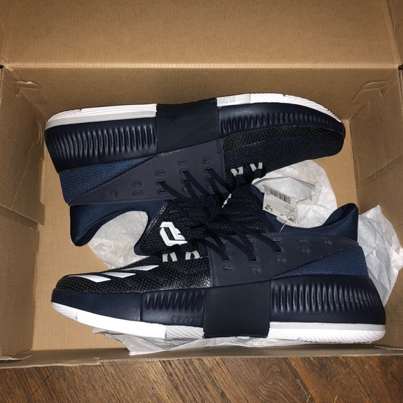 separation shoes 4b75f ccc11 adidas Other - Adidas Dame 3 Size 11.5 brand new